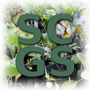 South Coast Garden Starters logo